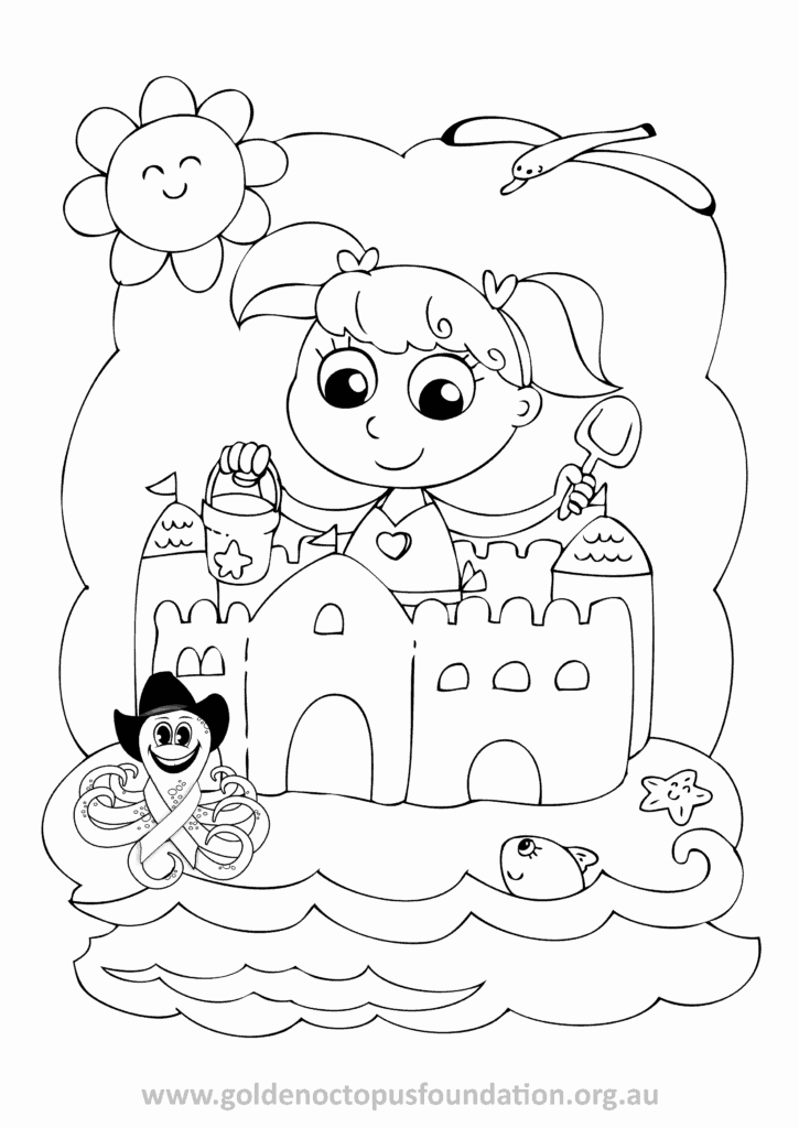 ollee colour in 03 - Colouring In Activities
