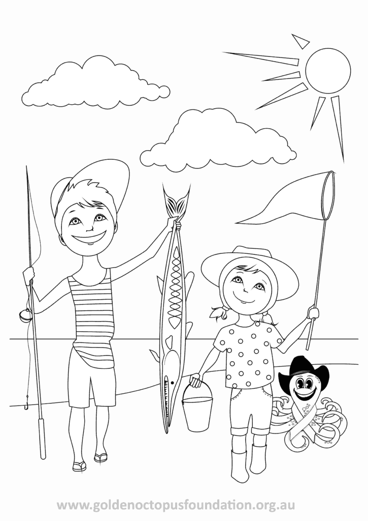 ollee colour in 05 - Colouring In Activities
